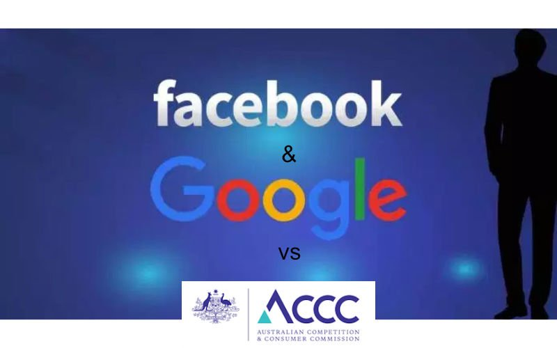 ACCC takes on the Internet giants – sort of…